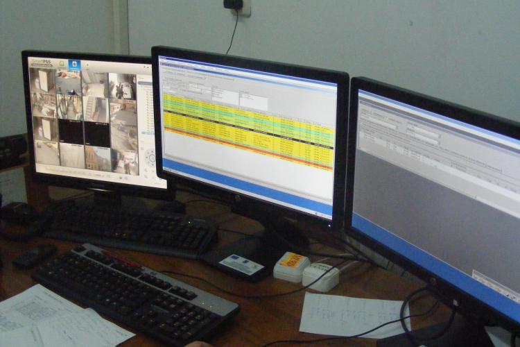 Investiții de 250.000 de lei pentru dotarea Dispeceratului Integrat ISU Cluj cu aparatură modernă