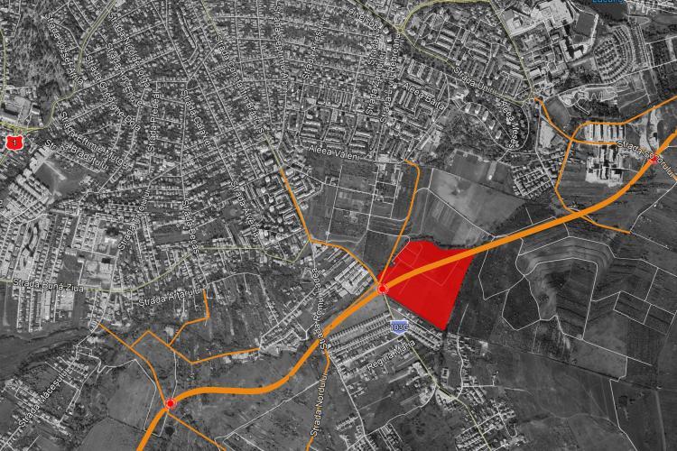 CJ Cluj vrea să preia un teren pentru construirea unui nou Spital Pediatric Monobloc