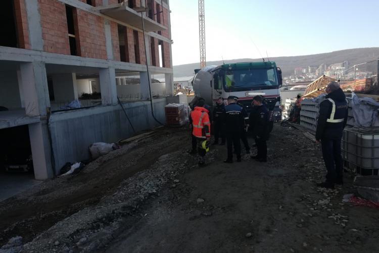 Controale de amploare la șantierele de pe Frunzișului și Eugen Ionesco. Câte nereguli au fost descoperite FOTO