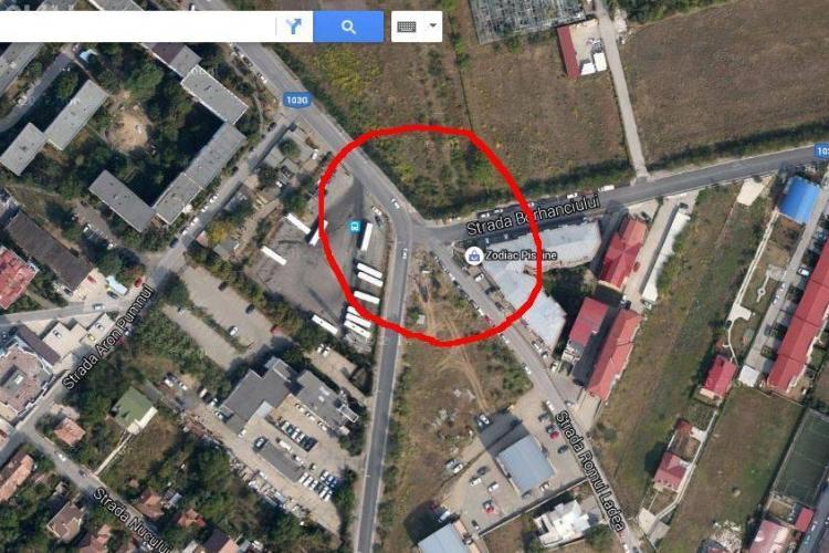 Străzile Brâncuși și Borhanciului pot fi lărgite și construit un sens giratoriu