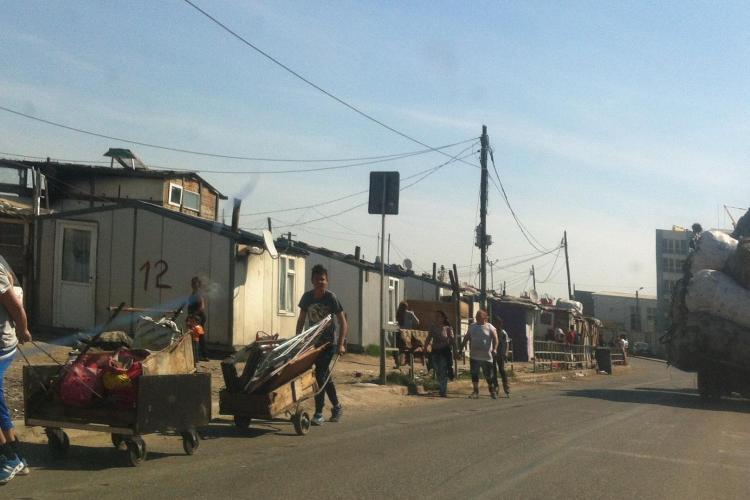 Ce planuri are Primăria Cluj pentru a-i muta pe romii de pe Cantonului: Se vor achiziționa cel puțin 35 de locuințe