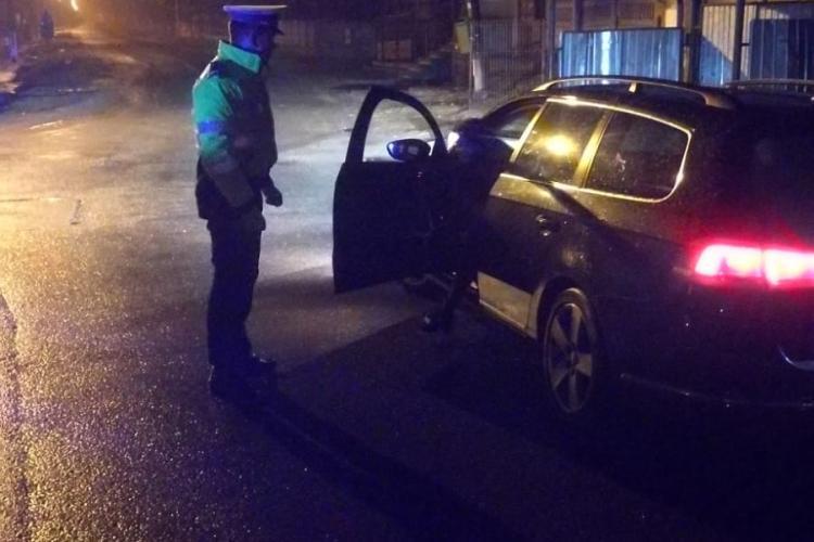 Razie de amploare în trafic la Cluj! Câți șoferi au rămas fără permis FOTO