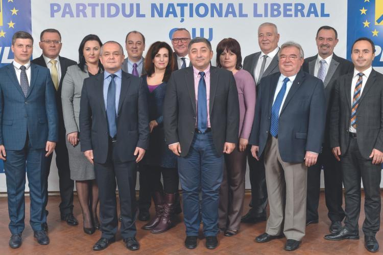 Cine ar fi candidații PNL Cluj la parlamentare! Sunt oameni noi, dar și traseiști
