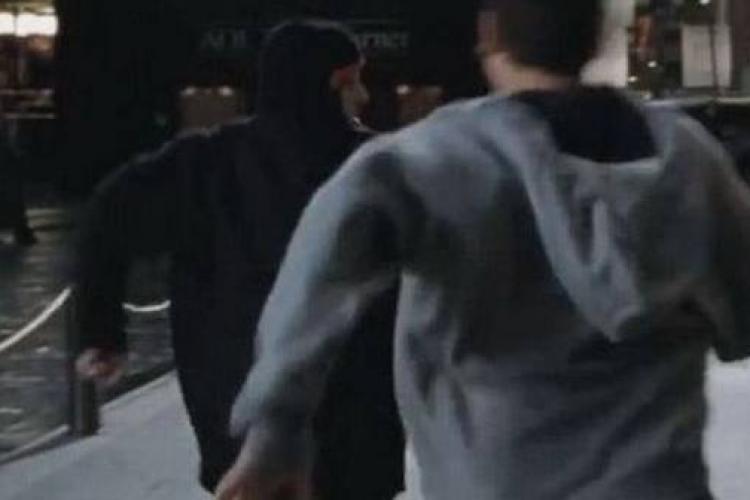 Clujean bătut pe stradă de un tâlhar! Agresorul a fost prins rapid