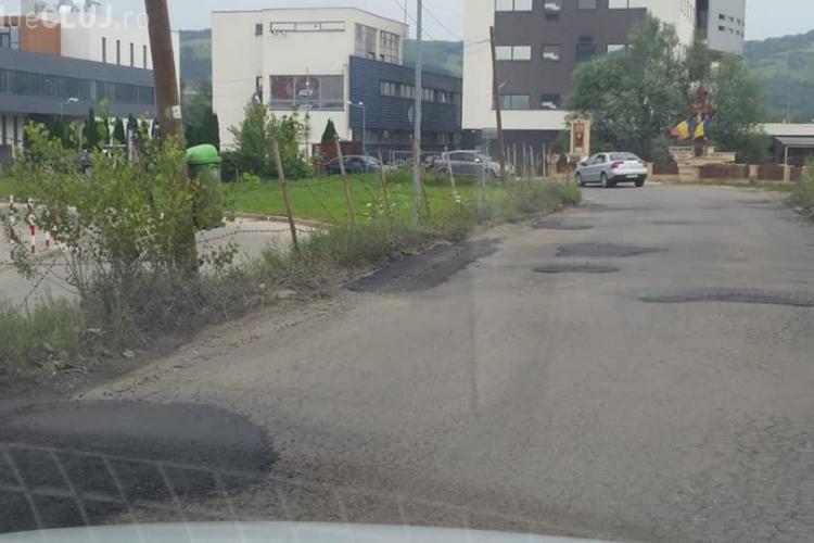 Traseul străzilor de pe Centura de Sud a Floreștiului va fi asfaltat când se deschid stațiile de asfalt