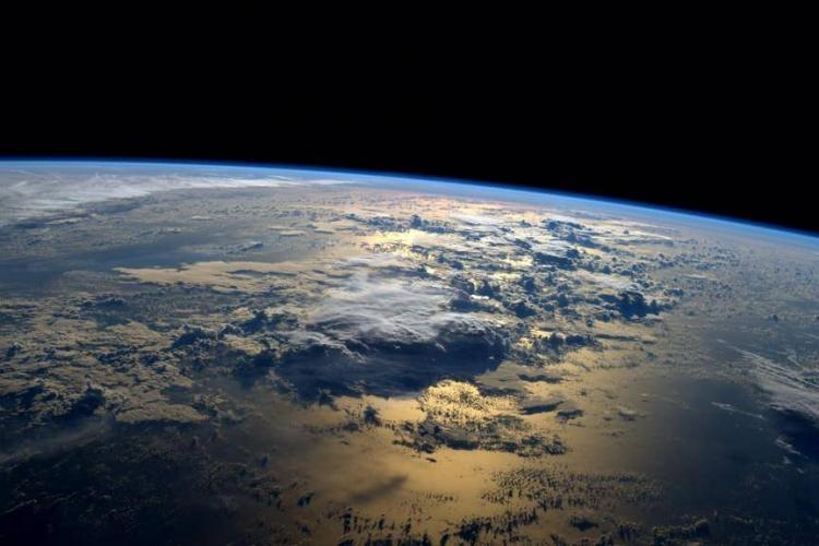 Cum arată Transilvania văzută din spațiu - FOTO