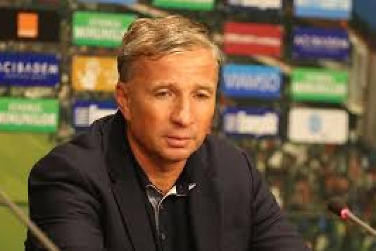 Declarația lui Dan Petrescu înainte de meciul cu Viitorul: Moralul e de partea lor