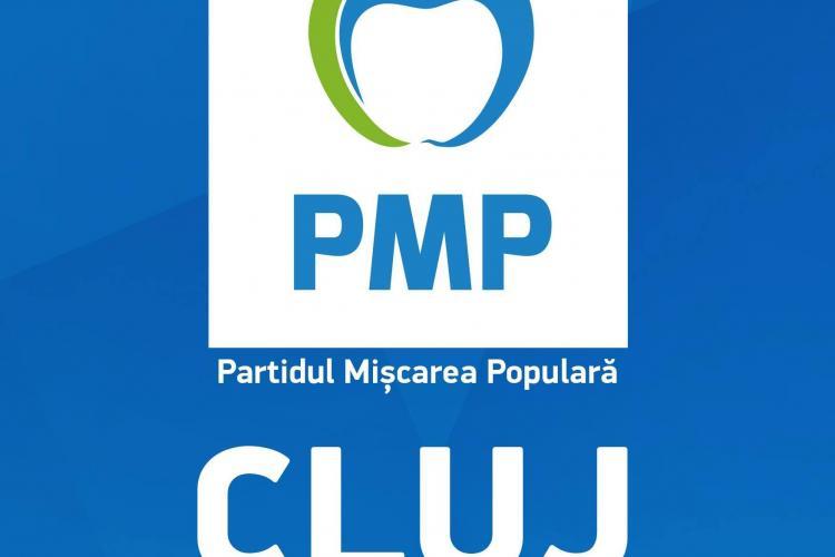 PMP Cluj anunță că merge fără alianțe la locale
