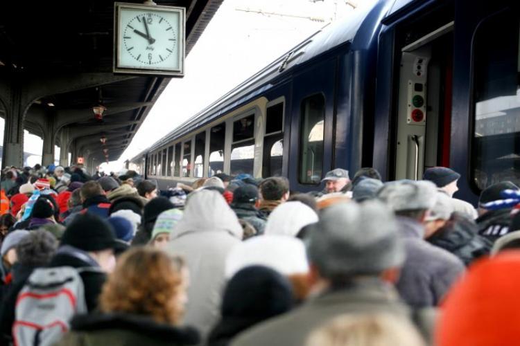 Protecția Consumatorilor a aplicat o amendă uriașă CFR Călători după sute de reclamații