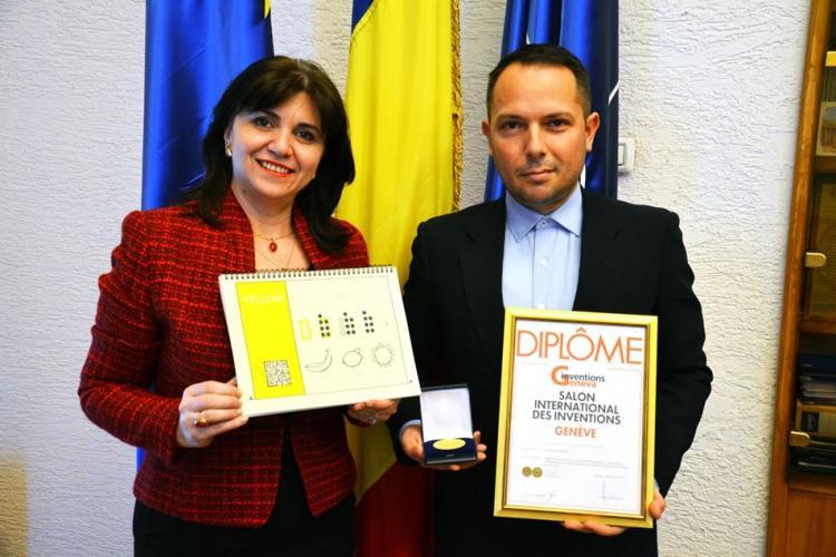România, prima țară din lume care implementează Alfabetul Scripor creat de clujeanul Tudor Scripor