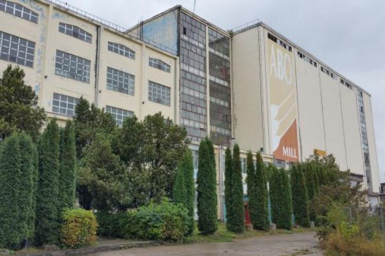 Moara Abo Mill, situată în Cluj-Napoca, propusă spre valorificare