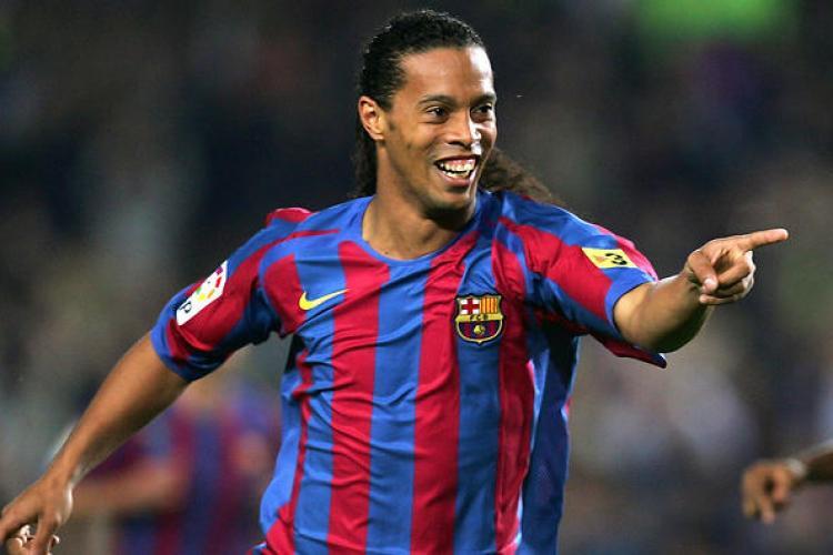 Celebrul Ronaldinho a fost arestat! Autoritățile l-au prins cu un pașaport fals