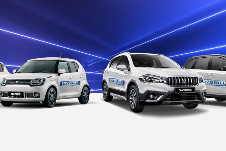 Suzuki extinde gama hibrid și devine primul producător care comercializeaza doar modele hibrid 12V si 48V. Time to Hybrid! (P)