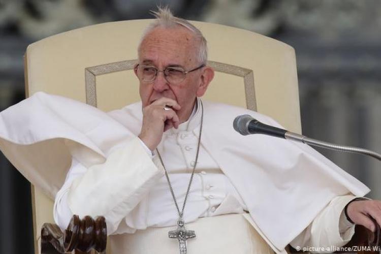 Papa Francisc testat pentru coronavirus