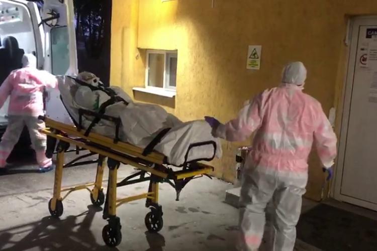 Bilanț coronavirus la Cluj: Pacientul infectat cu coronavirus este tot internat / UPDATE: Soția bolnavului și alte 7 persoane nu sunt infectate