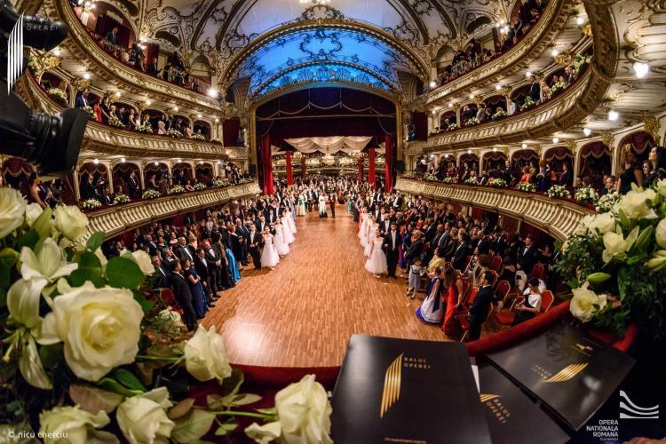 Balul Operei 2020 aduce la Cluj și în acest an valsul vienez și nume mari pe scenă, care vor cânta