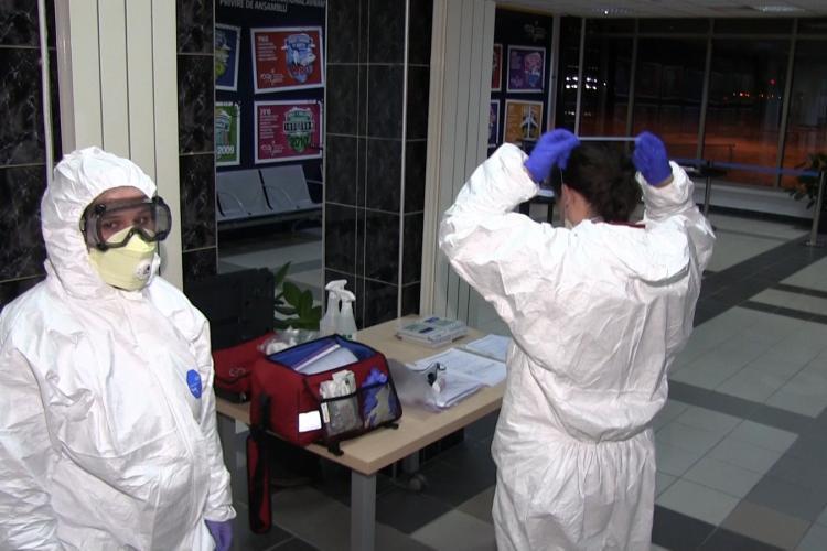 Coronavirusul nu înaintează la Cluj! Ultimele patru teste au ieșit negative