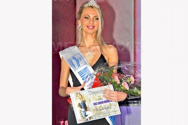 Andreea Rotaru a castigat Miss Tourism Romania! VEZI FOTO