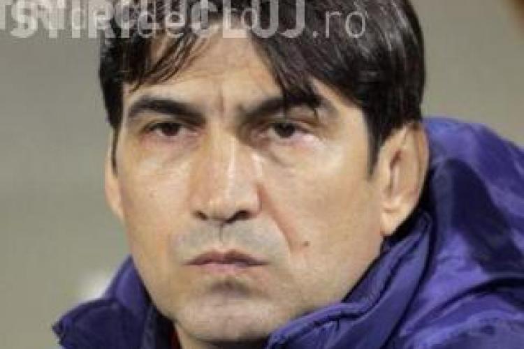 Piturca crede ca CFR Cluj ar fi putut scoate Universitatea Craiova din mocirla