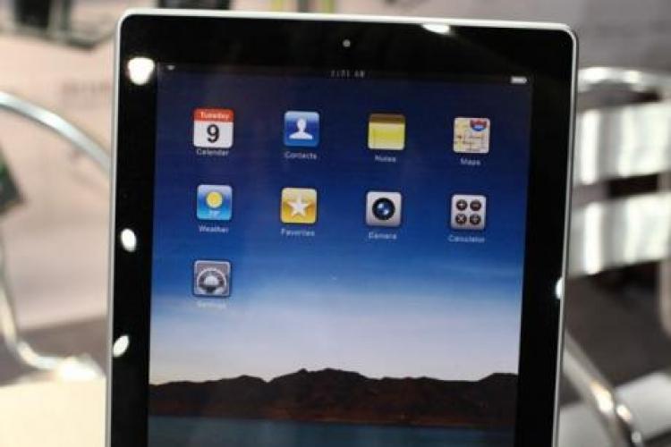 Vezi cum arata iPad 2! Galerie FOTO
