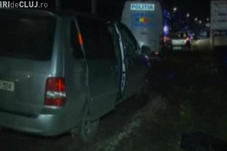 Barbatul care a lovit doi copii pe o trecere de pietoni din Floresti a fost prins de Craciun