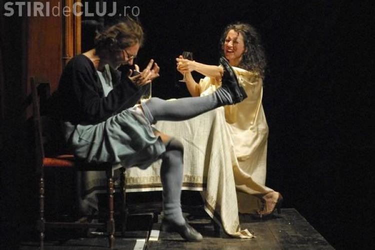 Scenografa Teatrului Maghiar Cluj, Carmencita Brojboiu, nominalizata la premiile Masca de Aur