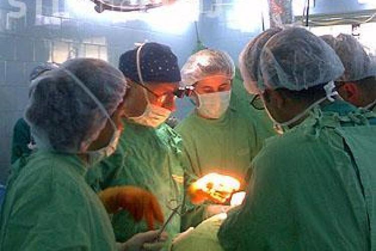 Dublu transplant renal la Institutul de Urologie din Cluj! Operatiile vor fi facute joi, 13 ianuarie