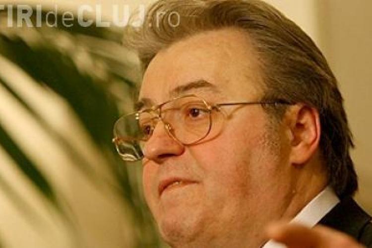 Vadim, urmarit penal pentru scandalul facut la evacuarea sediului PRM