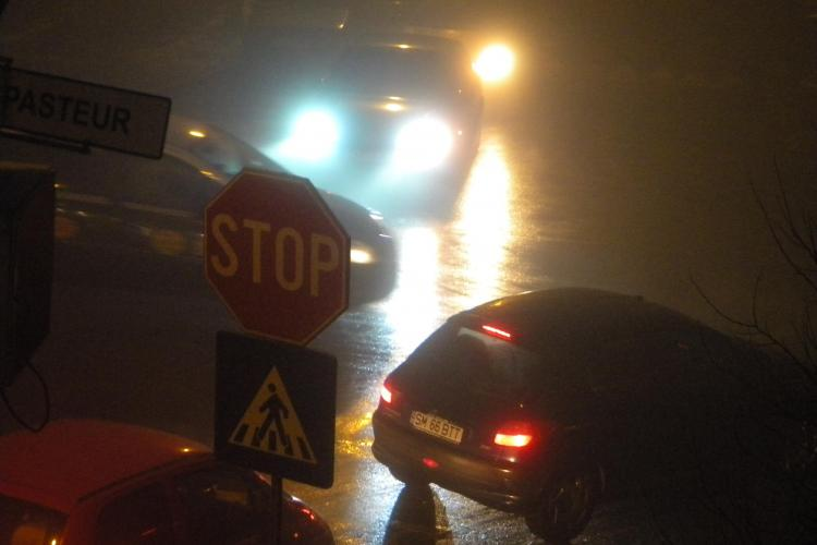 COD GALBEN de ceata la Cluj! Vezi cat dureaza avertizarea