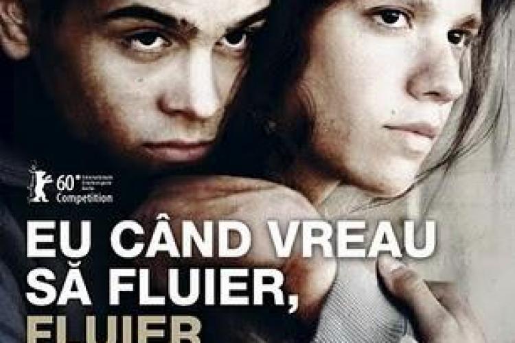 """""""Eu cand vreau sa fluier, fluier"""" este cel mai vizionat film romanesc din 2010. Vezi top 5!"""
