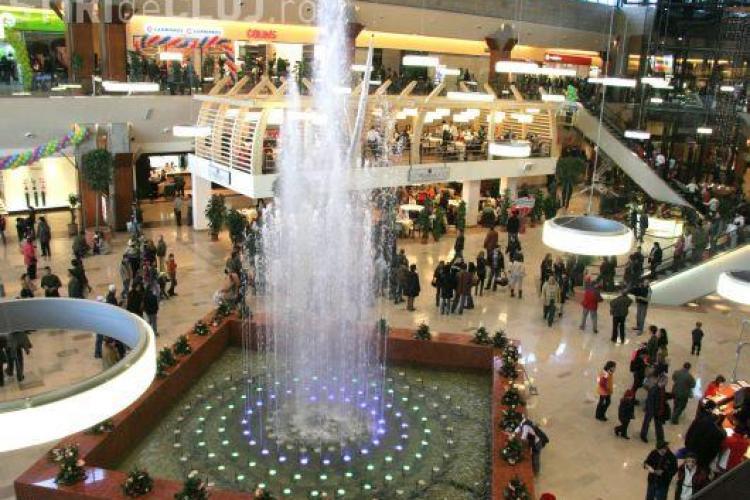 Iulius Mall si Polus s-au redeschis de astazi, 2 ianuarie 2011! Proiectiile la Cinema City si Cinema Odeon au fost reluate!