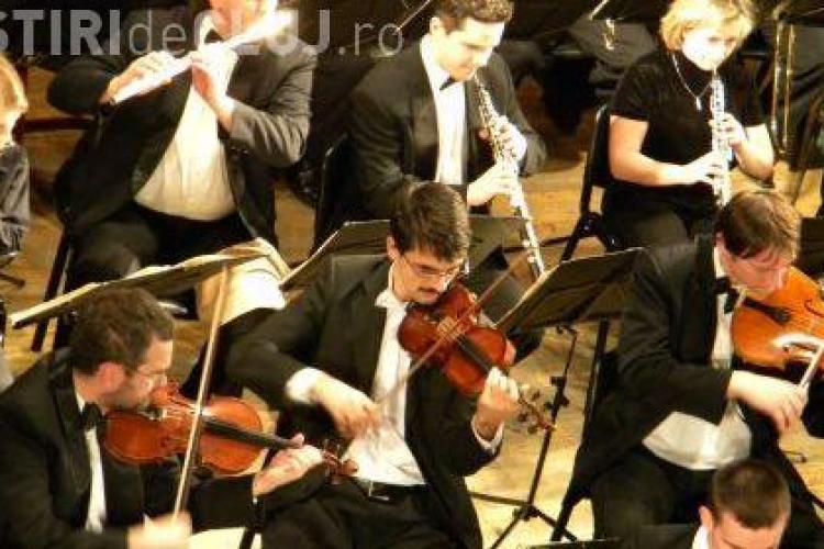 O mie de clujeni au asistat la concertul extraordinar de Anul Nou sustinut de Filarmonica Transilvania