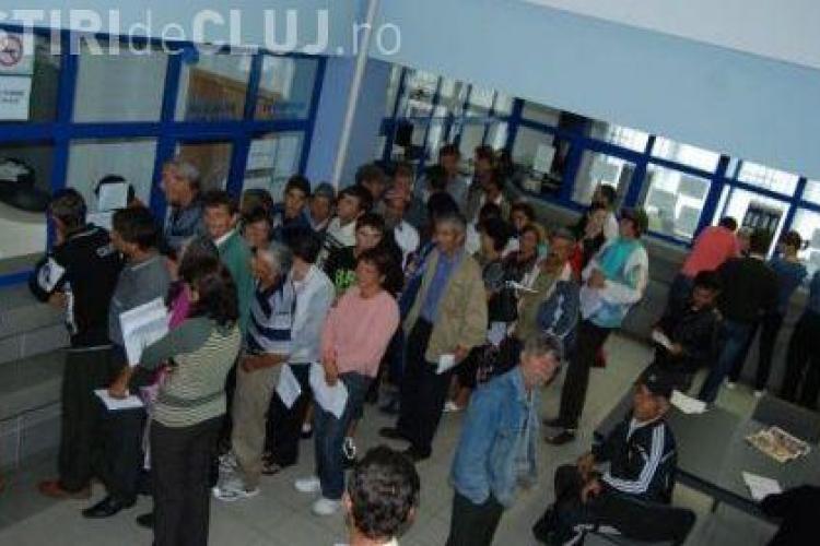 Doar 146 de locuri de munca sunt vacante la Cluj