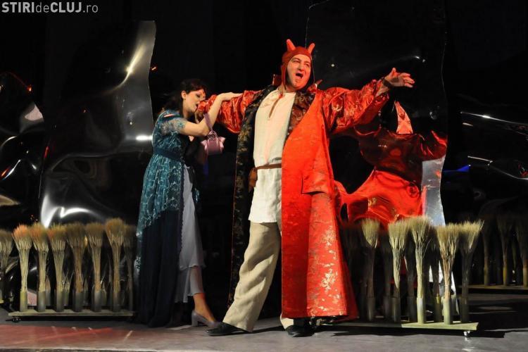 Ger la Opera Nationala Romana din Cluj! Un spectacol si o repetitie generala au fost anulate