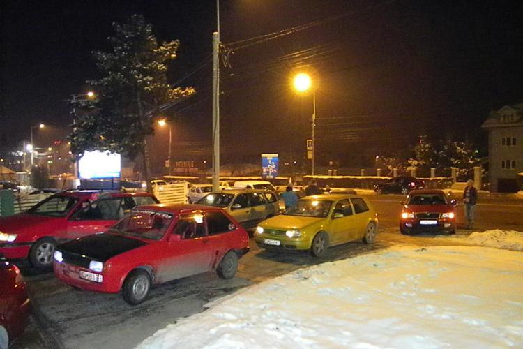Protest la benzinarii de la ora 17.00, in Cluj Napoca! Vezi unde se intalnesc si ce benzinarii vor sa boicoteze! Tu ce propuneri ai?