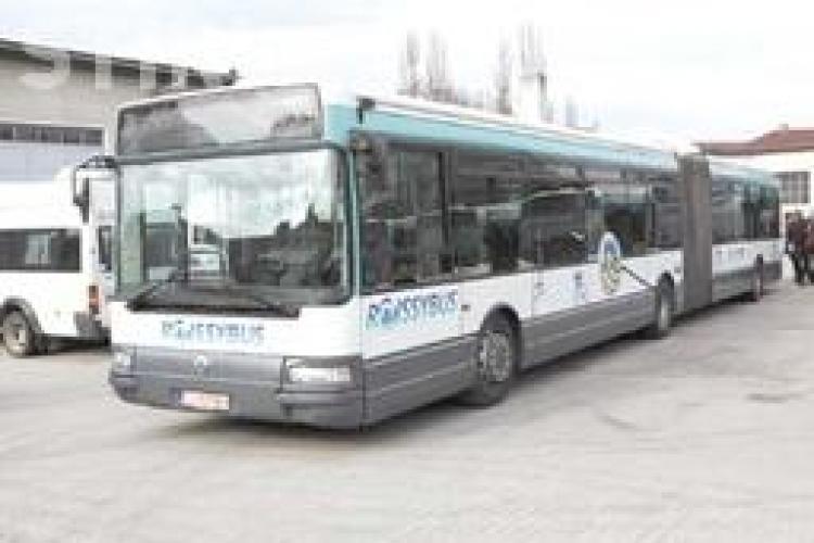 RATUC vrea sa transforme 15 autobuze articulate in troleibuze! Investitia se ridica la aproape 3,8 milioane de euro