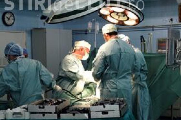 Dublu transplant renal la Institutul de Urologie din Cluj! Doi copii vor primi rinichii prelevati la Timisoara