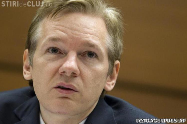 Fondatorul Wikileaks a semnat un contract de peste un milion de lire sterline pentru autobiografia sa