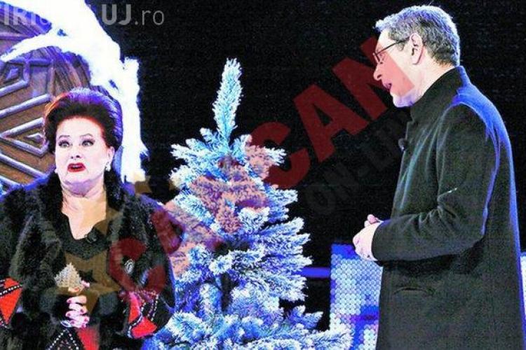 "Stela Popescu l-a ""abandonat"" pe Arsinel in noaptea de Revelion"