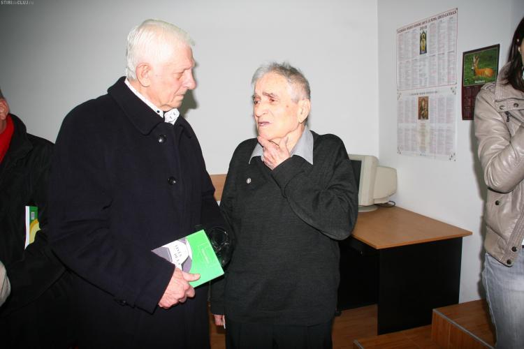 Victor Morea, unul dintre marii jurnalisti sportivi din Cluj, s-a stins din viata
