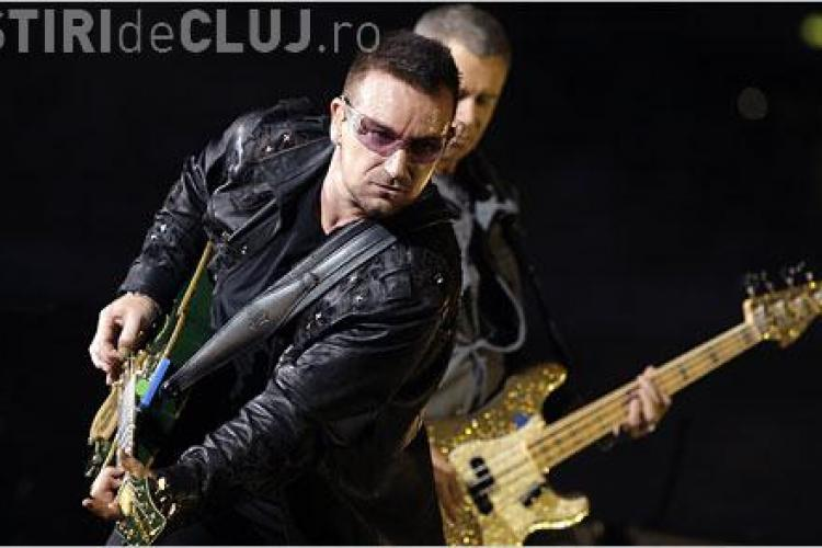"U2 ar putea concerta la Cluj in septembrie, la inaugurarea ""Cluj Arena"""