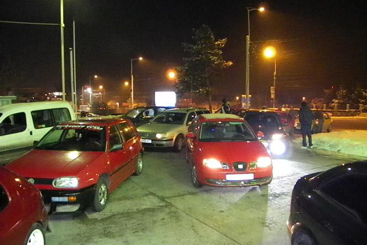 Protest in benzinariile din Cluj, vineri, 14 ianuarie! Soferii vor ca boicotul sa fie unul rasunator