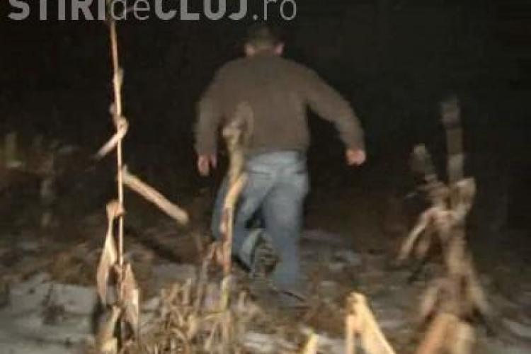 Un barbat din Salaj s-a inecat, dupa ce s-a aruncat in Somes pentru a scapa de politisti