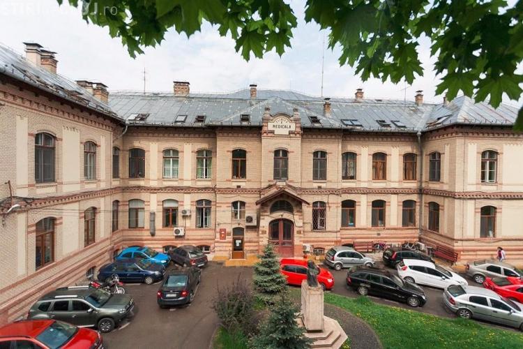 Un spital din Cluj se închide pentru a fi transformat în clinica de coronavirus