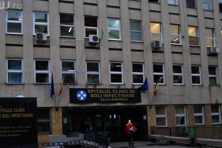 Spitalul de Boli Infecțioase din Cluj primește 2 milioane de lei în regim de urgență, pentru a combate epidemia COVID-19
