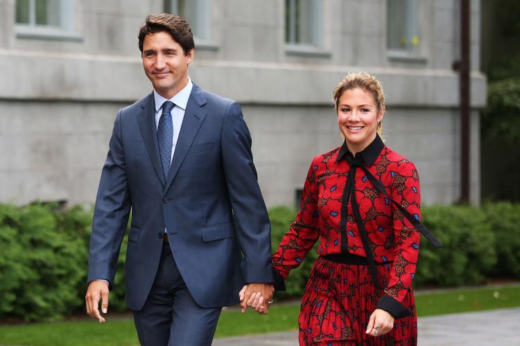 Soția premierului canadian a fost depistată pozitiv cu noul coronavirus. Au fost recent în Europa