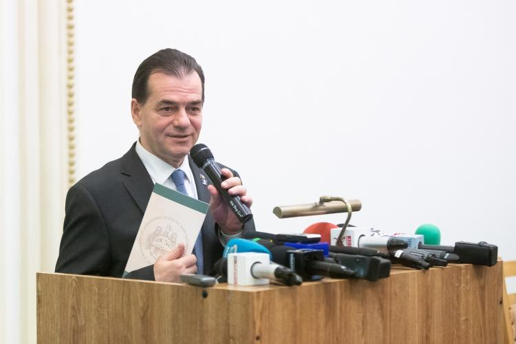 Senator PNL bolnav de coronavirus. A intrat în contact cu premierul Ludovic Orban
