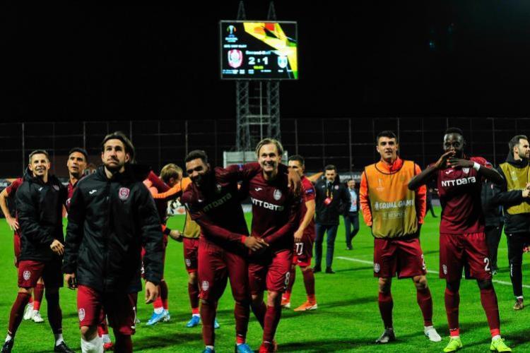 CFR Cluj anunță că va juca fără spectatori cel puțin până în 31 martie
