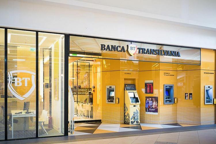 Banca Transilvania amână rate pentru clienţi