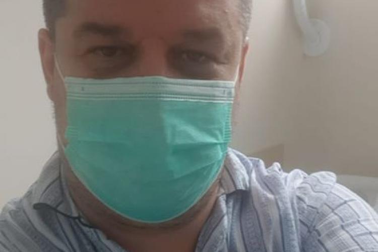 """Pacient din spital: """"Coronavirusul se tratează cu nurofen și paracetamol / Am intrat în contact cu 1.000 de persoane"""""""